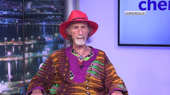 Arthur Brown 'Part 1 - The God Of Hellfire' - Interview by Iain McNay