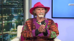 Arthur Brown 'Part 3 - 'The Core Of Stillness' - Interview by Iain McNay